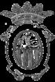 Escudo de la Asociación Cultural Musical de Cornetas y Tambores Smo. Cristo de la Palma.png