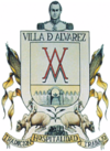 Official seal of Villa de Álvarez