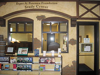 City of Camarillo Public Library - Image: Esper A. Petersen Foundation Study Center