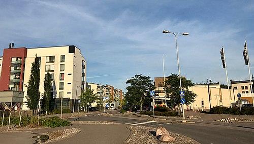 Kirkkojarven Historia Hagerlund Net