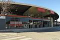 Estación de Las Margaritas Universidad.JPG