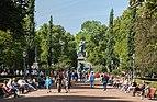 Estatua de Johan Ludvig Runeberg, Esplanadi, Helsinki, Finlandia, 2012-08-14, DD 01.JPG