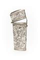 Etui av drivet silver med rokokoornament från 1750 - Skoklosters slott - 92314.tif