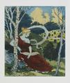 Eugène Grasset Dans les bois 1899.png