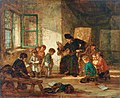 Eugene Francois de Block Lehrer und Schüler 1866.jpg