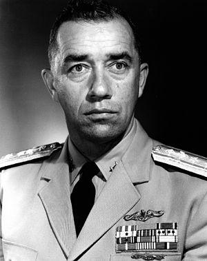 Eugene Parks Wilkinson - Vice Admiral Eugene Parks Wilkinson