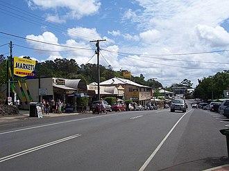 Eumundi, Queensland - Eumundi Town Centre