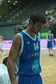 EuroBasket Qualifier Austria vs Cyprus, Loizides.jpg