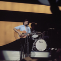 Eurovision Song Contest 1976 rehearsals - Belgium - Pierre Rapsat 6.png