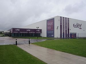 EventCity - Image: Event City Manchester (3)