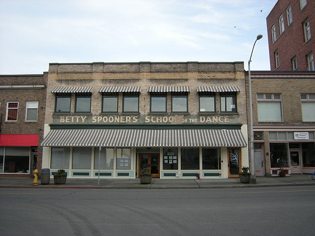 Spooner (WI) United States  City pictures : Everett Betty Spooner's School of the Dance Wikimedia ...