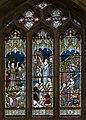 Evesham, All Saints' church, chancel window (24512921438).jpg