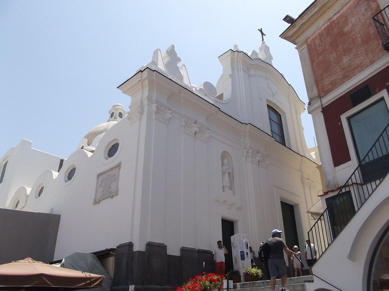 Ex cattedrale di Santo Stefano (Capri).jpg