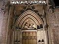 Extérieur de l'église Saint-Paul de Lyon de nuit 6.jpg