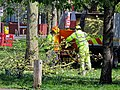 Först tree shredder in Tottenham, Haringey, London, England 4.jpg