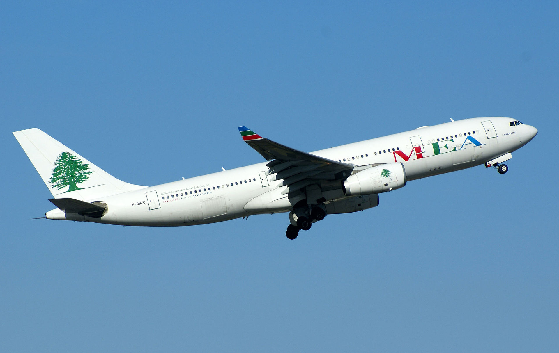 list of airlines of lebanon wikipedia