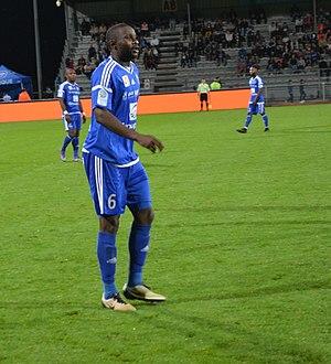 Clévid Dikamona - Image: FBBP01 Havre AC (2016 09 16) (18)