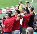 FC Salzburg gegen KF Shkëndija Tetovo (CL-Qualifikation 34. Runde).jpg