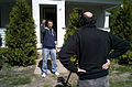 FEMA - 43842 - Resident being taped by a FEMA videographer in Rhode Island.jpg