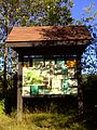 FLT M33 0.0 mi - DEC Kiosk at Balsam Lake DEC parking - panoramio.jpg