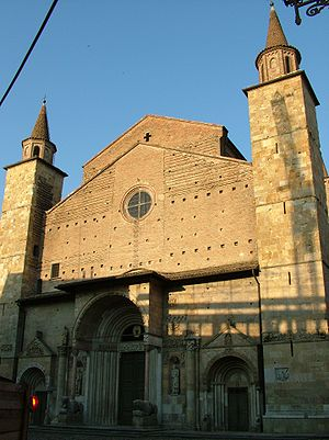 Roman Catholic Diocese of Fidenza - Fidenza Cathedral