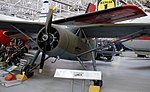 Fairchild F-24 Argus, Shropshire Model Show 2015, RAF Museum Cosford. (17077862539).jpg