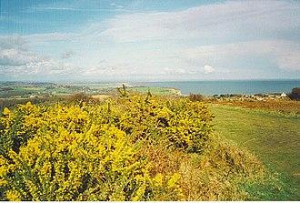 Fairlight, East Sussex - Image: Fairlight fire hills