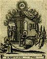 Fasti Mariani cum illustrium diuorum imaginib. and elogijs prope DC. in singulos anni menses diésq SS. natales distributis (1630) (14752200485).jpg