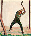Ferdinand Hodler - O Lenhador, 1910.jpg
