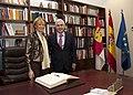Fernández de la Vega se reúne con el presidente de la Junta de Comunidades de Castilla-La Mancha durante su visita a Toledo. Pool Moncloa. 15 de marzo de 2010.jpeg