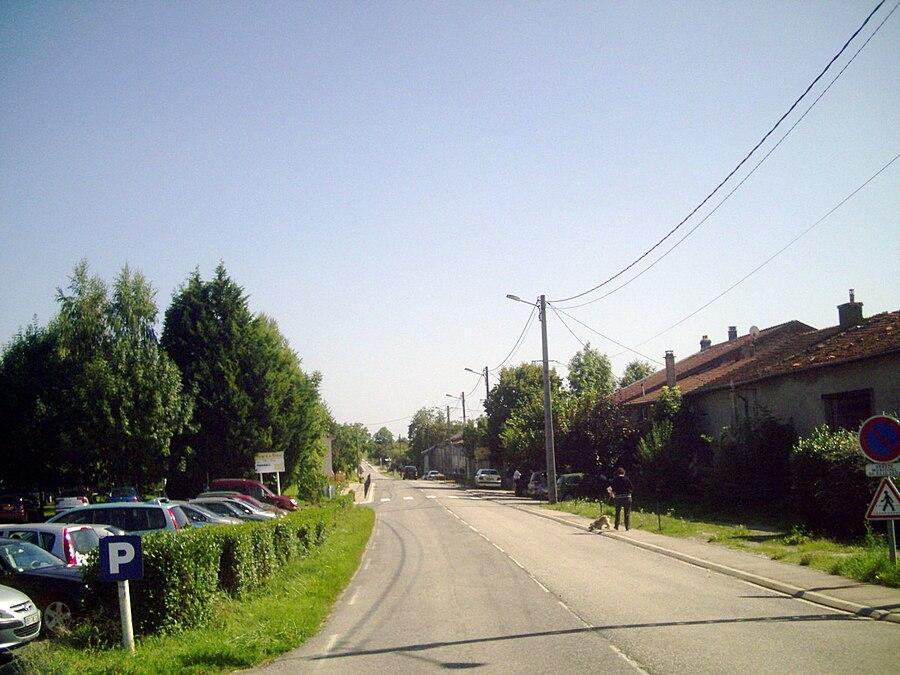 Ferrières, Meurthe-et-Moselle