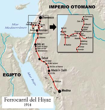 Ferrocarril del hiyaz