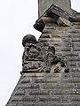 Festung Rosenberg - Bastion St. Kunigunde - Rieneck-Wappen rechte Seite.jpg