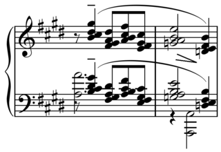 Parallel harmony in classical music, the parallel movement of two or more lines