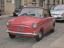 Bianchina Cabriolet 3ª serie
