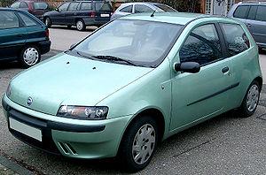 Fiat Punto (Typ 188)
