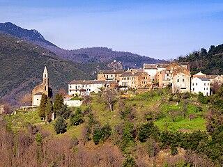 Ficaja Commune in Corsica, France