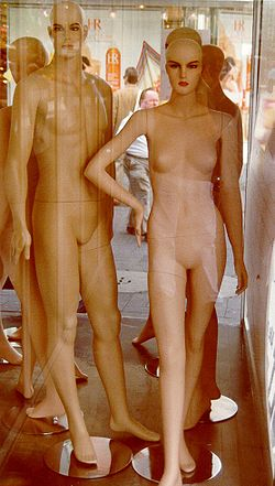 definition of mannequin