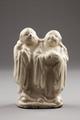 Figurin. Tvillinggudar för enighet och lycka - Hallwylska museet - 96213.tif