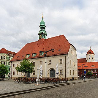 Finsterwalde - Town hall