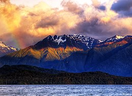 Fiordland - Te Anau - New Zealand in 2012.jpg