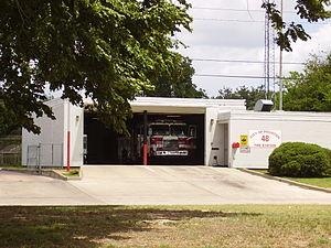 Westbury, Houston - Fire Station 48 Westbury