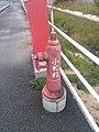 Fire hydrants in Obitsu village, Chiba, Japan.jpg