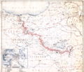 First republic of Armenia-west borders by Woodrow Wilson.png