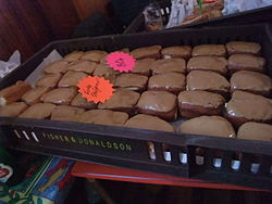 Fisher and Donaldson fudge doughnuts (3471269893).jpg