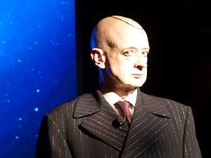 Paul Livingston - Paul Livingston in character as Flacco