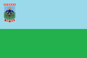 Brianka - Image: Flag of Bryanka