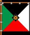 Flag of Chornyi Potik (Nadvirna).png
