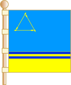 Flag of Dolynska.png