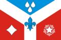 Flag of Gavrilovsky selsovet (Orenburg oblast).png